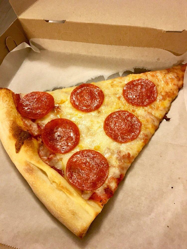 Vinny's New York Pizza: 860 Peachtree St, Atlanta, GA
