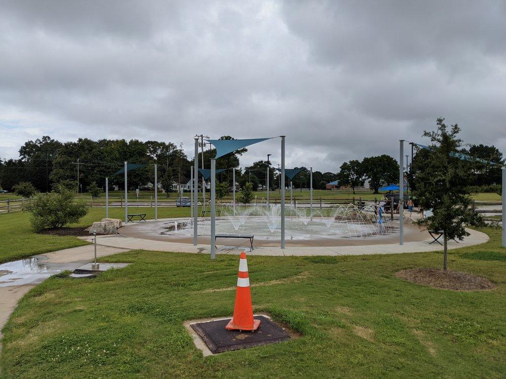 New Centre Park