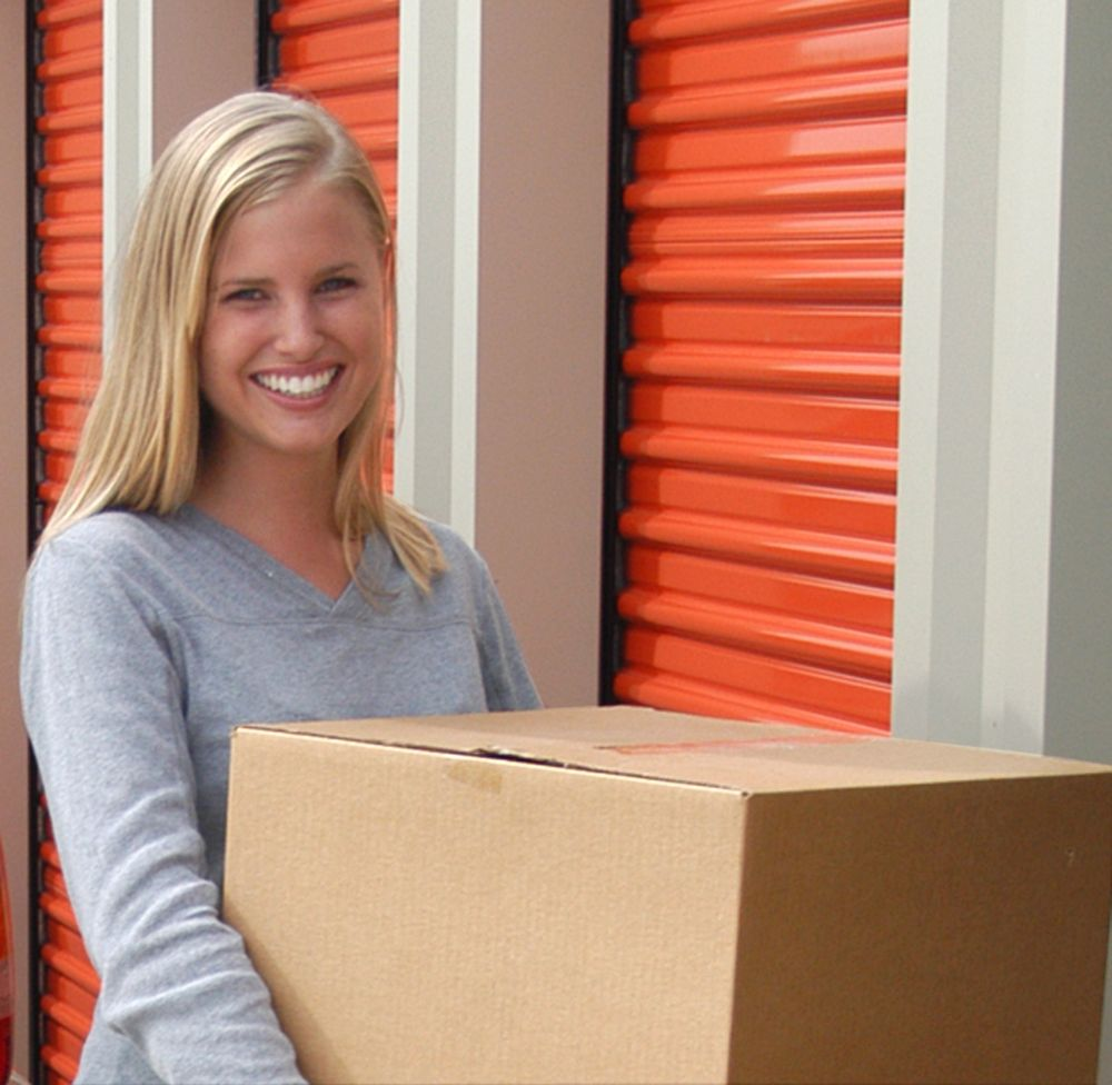 AAAA Mini Storage: 135 Kriess Rd, Butler, PA