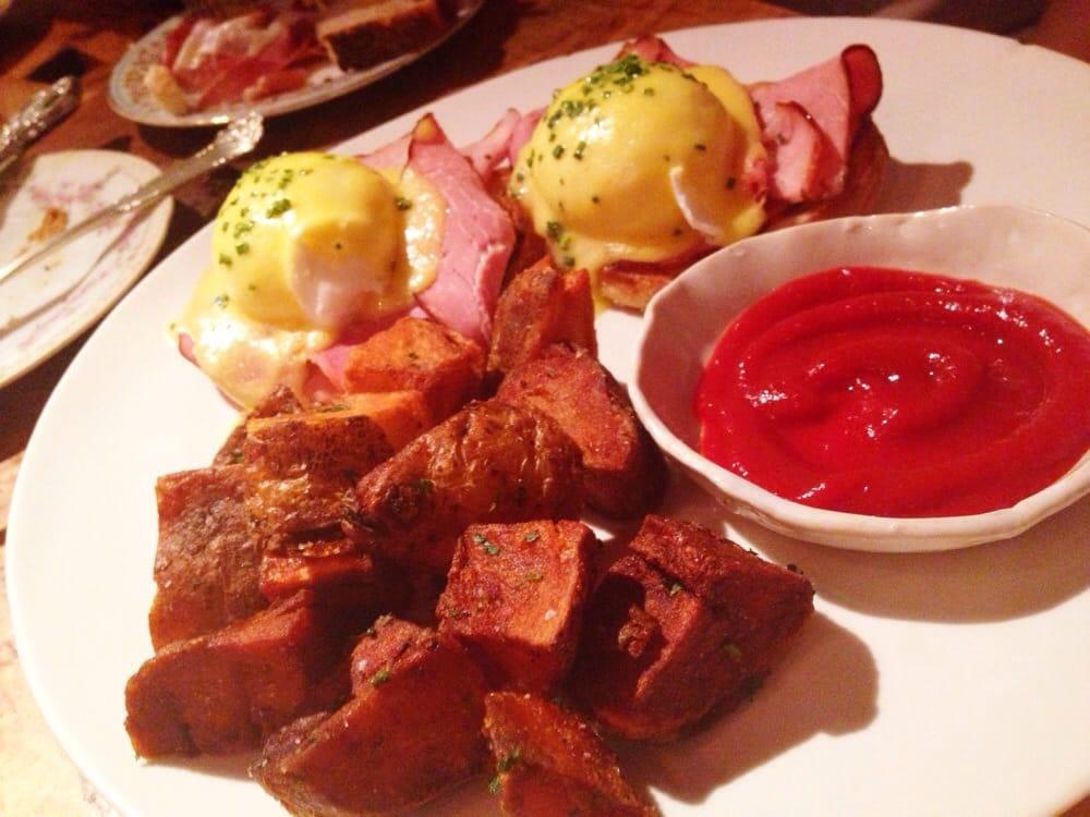 Eggs Benedict Brunch Menu Yelp