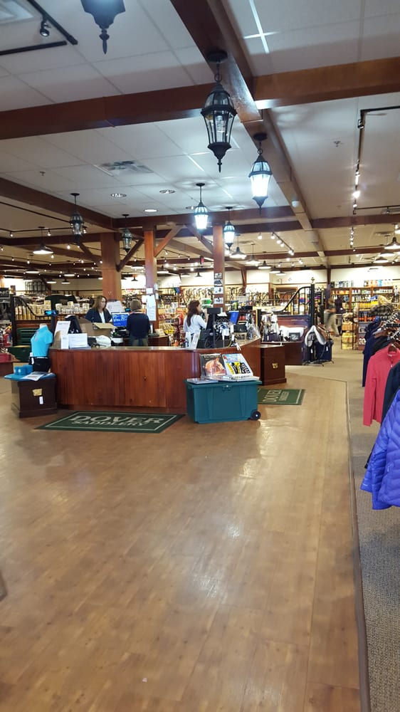 Dover Saddlery - Horse Equipment Shops - 3150 US Highway 22 ...