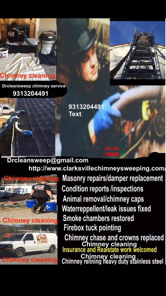 Dr Clean Sweep Chimney Service: Woodlawn, TN