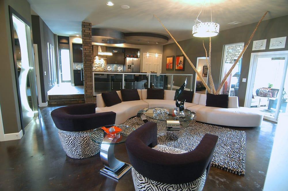 Suburban Contemporary Furniture