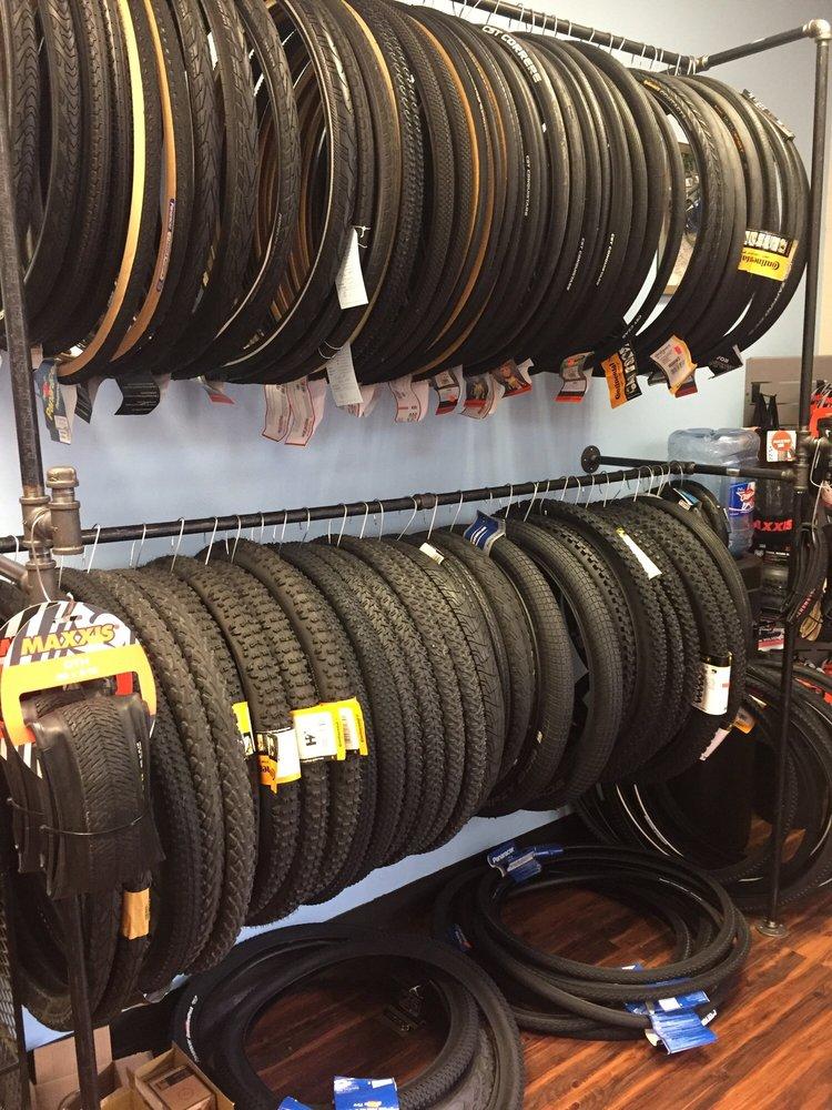 Monkey Wrench Bicycles: 5555 N Lamar, Austin, TX