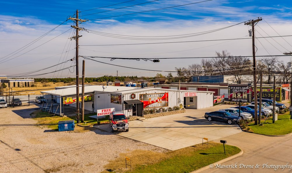 Antonio & Hermanos: 210 S Interstate 45 Service Rd, Hutchins, TX