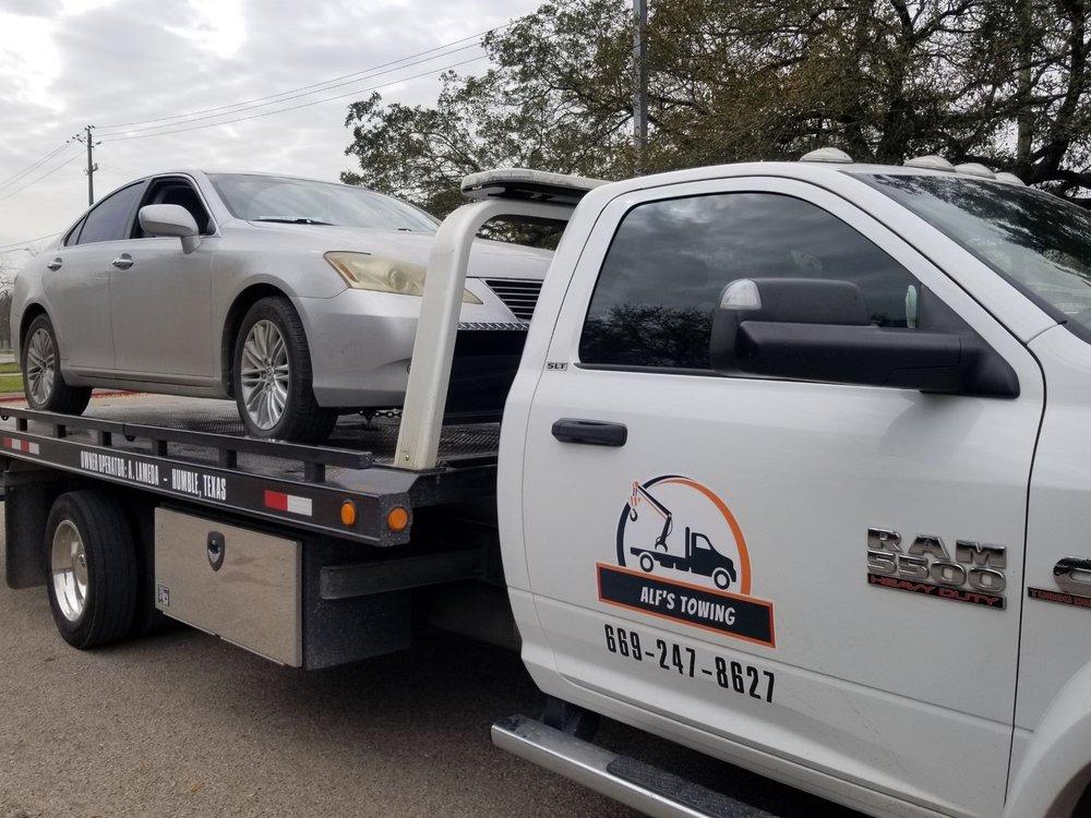 Alfs Towing: Atascocita, TX