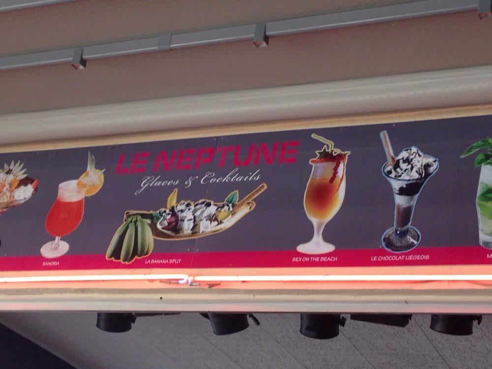 Le Neptune Bar PMU - Restaurants - 6 Avenue Mediterranee