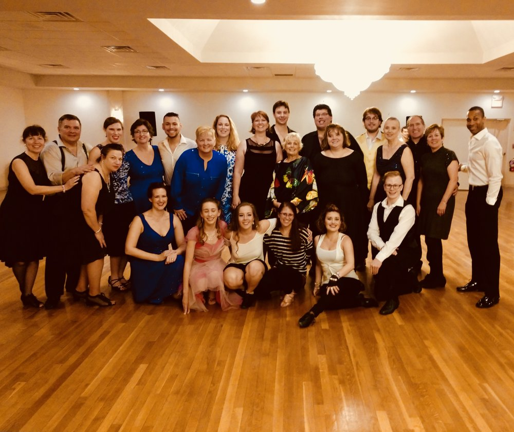 Social Spots from Fred Astaire Dance Studios - Franklin