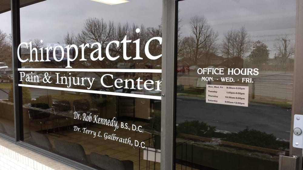 Chiropractic Pain & Injury Center: 340 Legion Dr, Lexington, KY