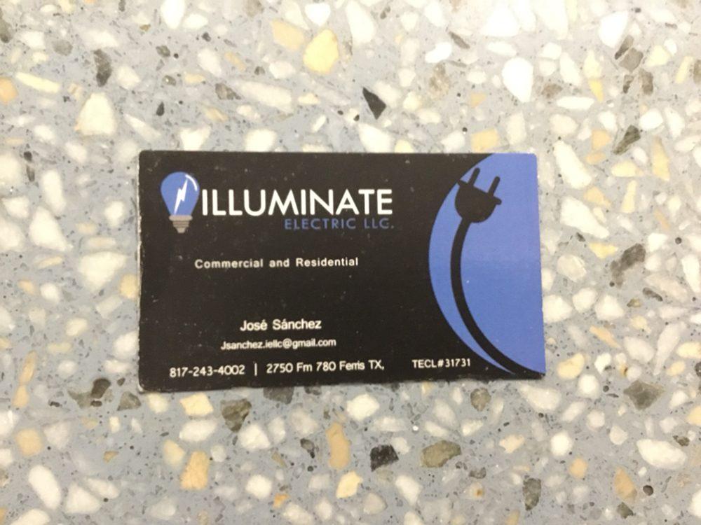 Illuminate Electric: Ferris, TX
