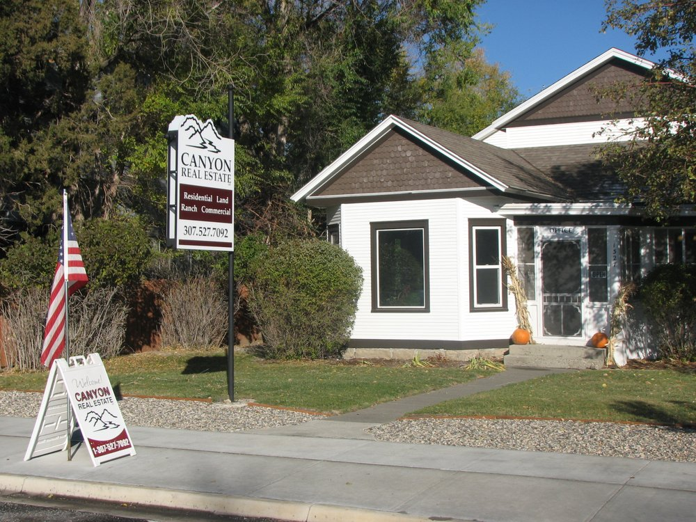 Canyon Real Estate: 1327 Rumsey Ave, Cody, WY