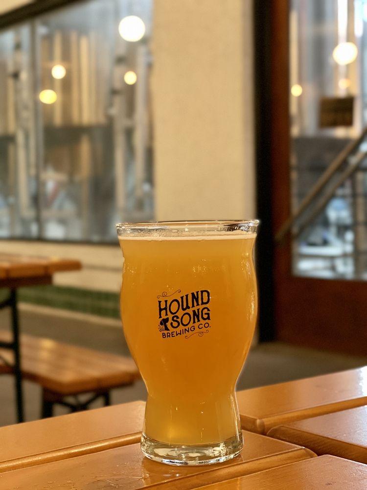 Hound Song Brewing: 535 Walnut St, Columbus, TX