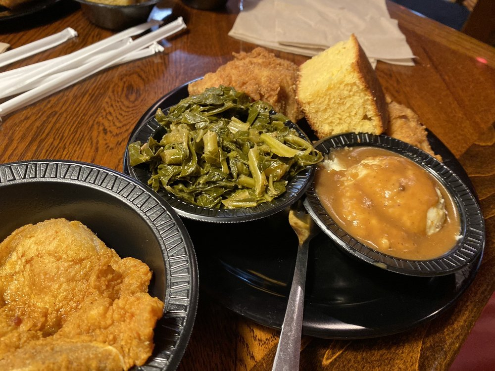 Soul Food Bistro: 9400 Atlantic Blvd, Jacksonville, FL