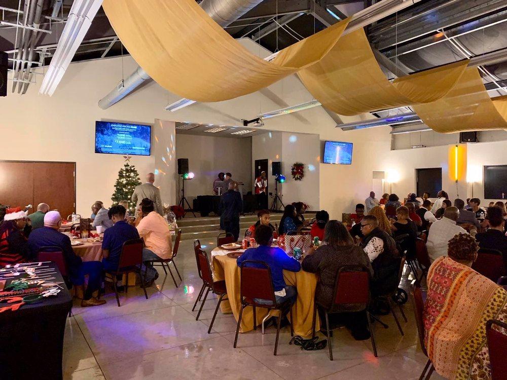 Noble Group Event Center: 203 S Main St, Cibolo, TX