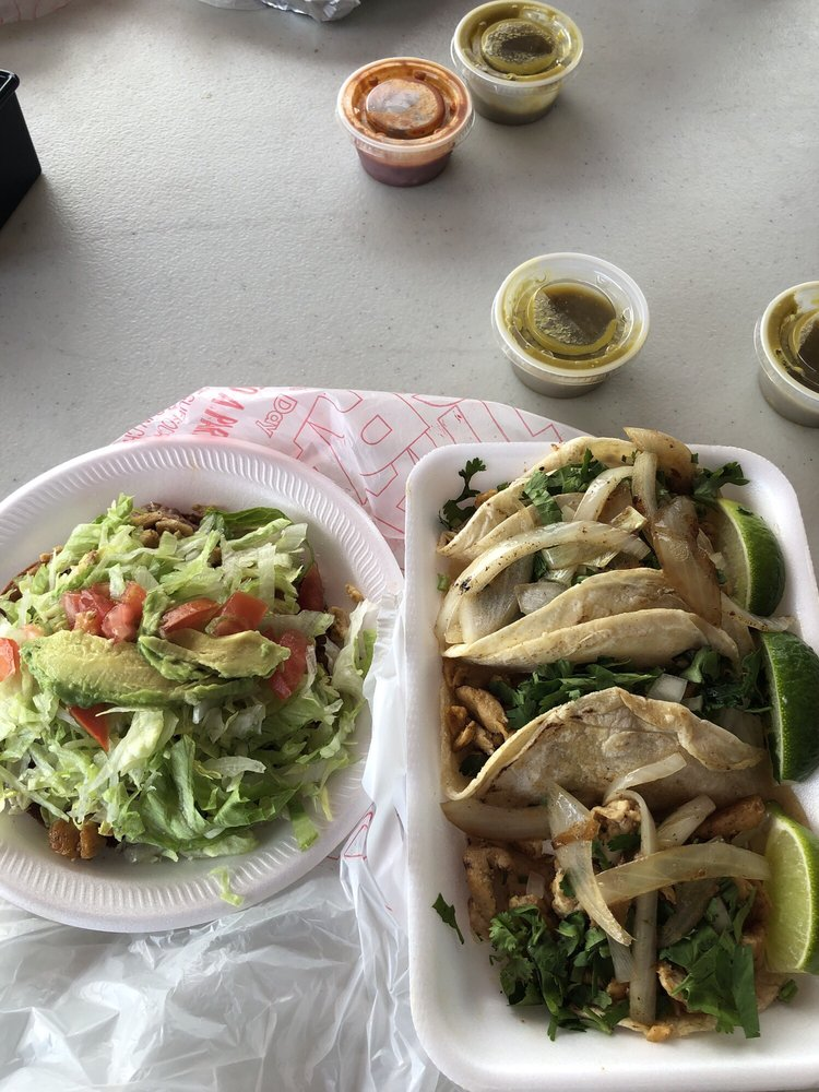 Monica's Tacos: 5457 US Hwy 98 S, Lakeland, FL