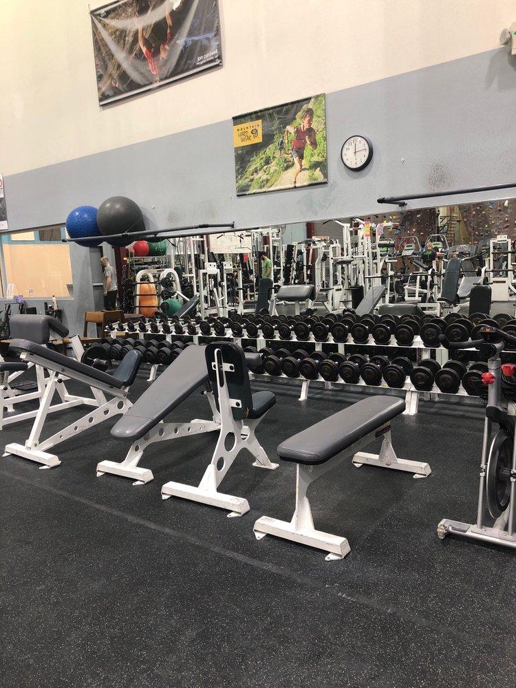 Diablo Rock Gym