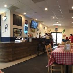 Photo Of Main Street Pizza Kannapolis Nc United States Inside