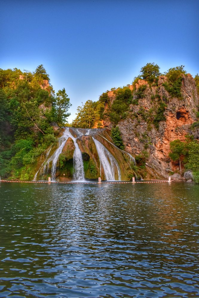 Turner Falls Park: I-35 And Hwy 77, Davis, OK