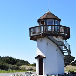 Photo Of Ireland S Rustic Lodges Gold Beach Or United States Lighthouse On