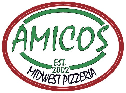 AMICOS Midwest Pizzeria: 105 N Cecil St, Bonduel, WI