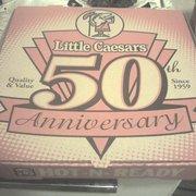 little caesars 50th anniversary