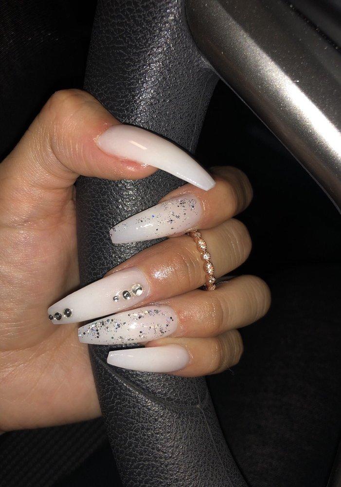 Elegant Nails: 137 W Foothill Blvd, Rialto, CA