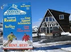 Mt Shavano Ski & Snowboard Shop: 16101 W Hwy 50, Salida, CO