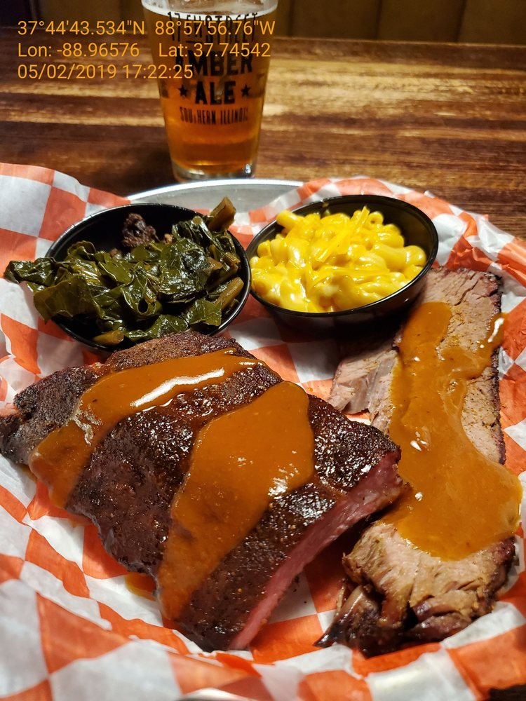 17th Street Barbecue: 2700 17th St, Marion, IL
