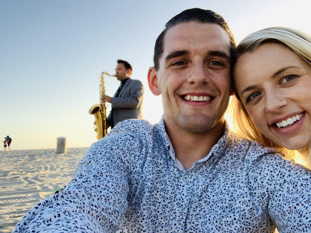 Saxophone Music San Diego