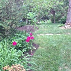 Photo Of Bam S Landscaping Kensington Md United States Trimmed Weeded And Mulch