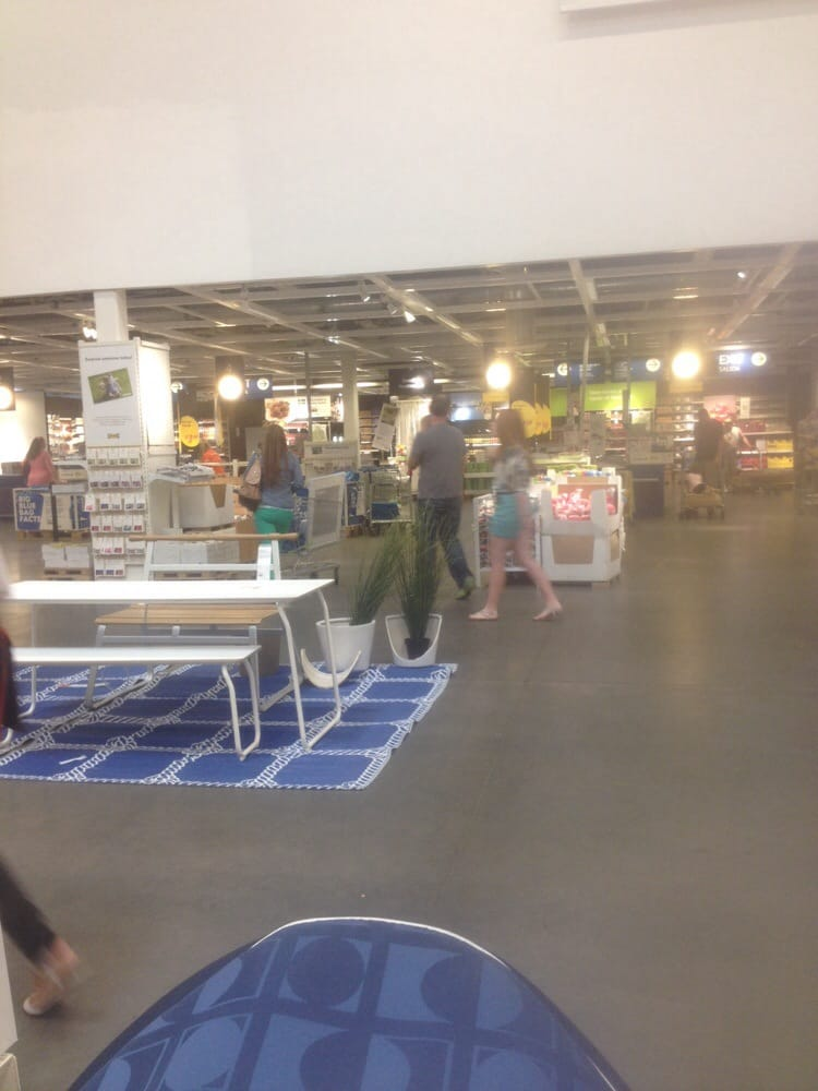 Food courts at the check outs yelp for Ikea draper ut heures