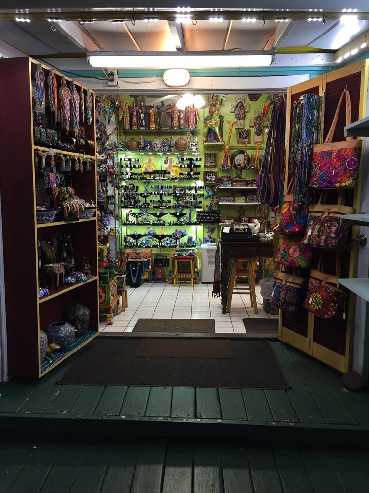Yours and Mayan: 211A Duval St, Key West, FL