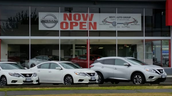 Nissan of Duncan - Auto Repair - 439 Trans Canada Highway, Duncan ...