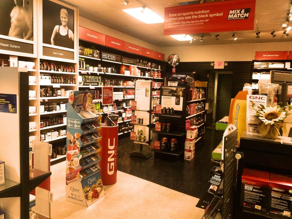 Gnc Store 7845 - 17 Reviews - Vitamins & Supplements - 65 ...
