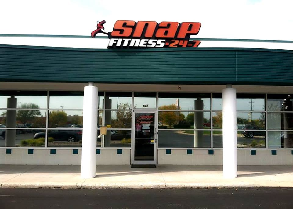 Snap Fitness: 512 N Rolling Meadows Dr, Fond du Lac, WI