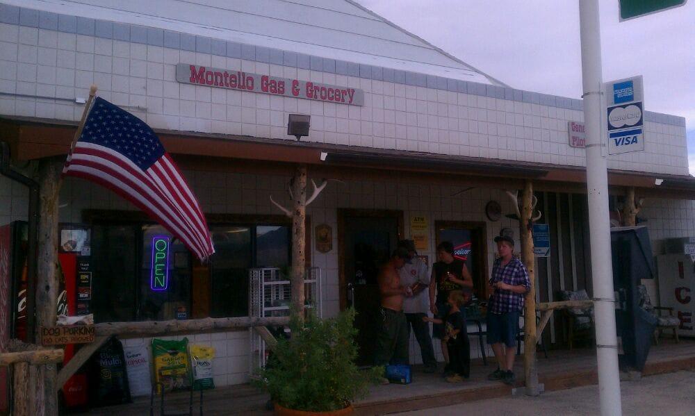 Pilot Motel: 323 Front St, Montello, NV