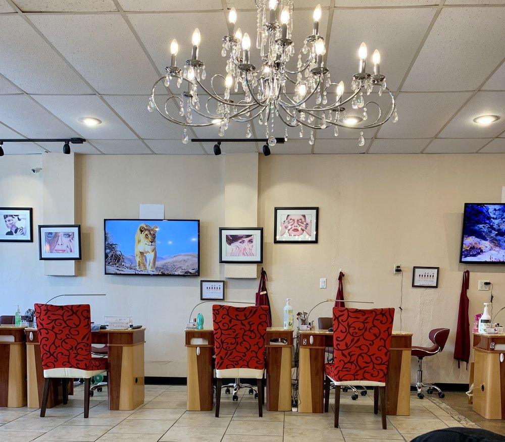 Nail It Salon: 5822 NW 63rd St, Warr Acres, OK