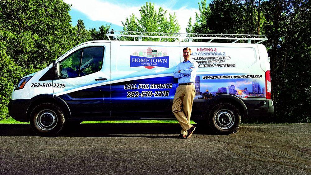 Hometown Heating & Air: Cedarburg, WI