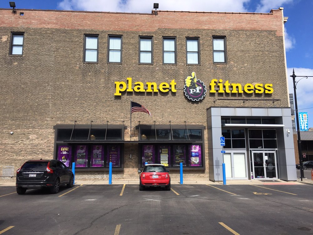 Planet Fitness - Chicago N. Broadway Ave