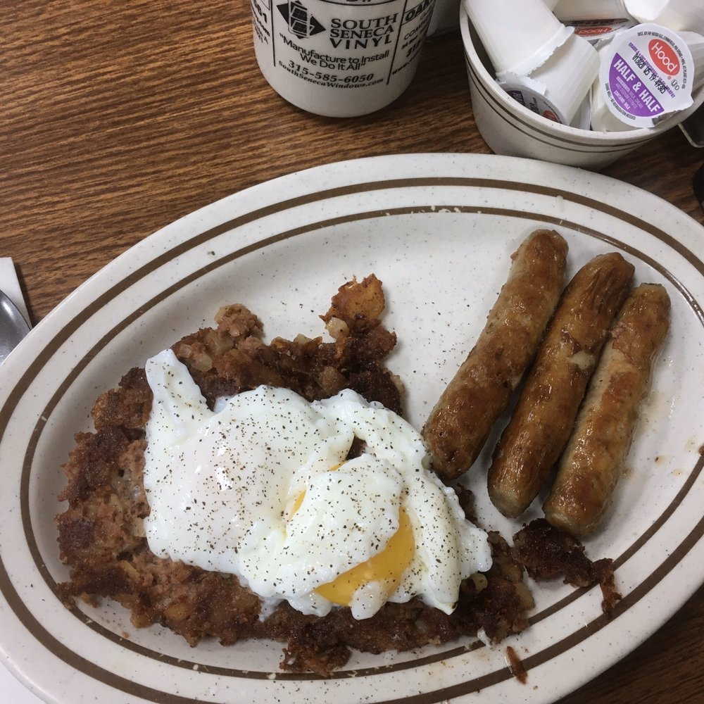 Lewis' Resturant: 343 Geneese St, Auburn, NY