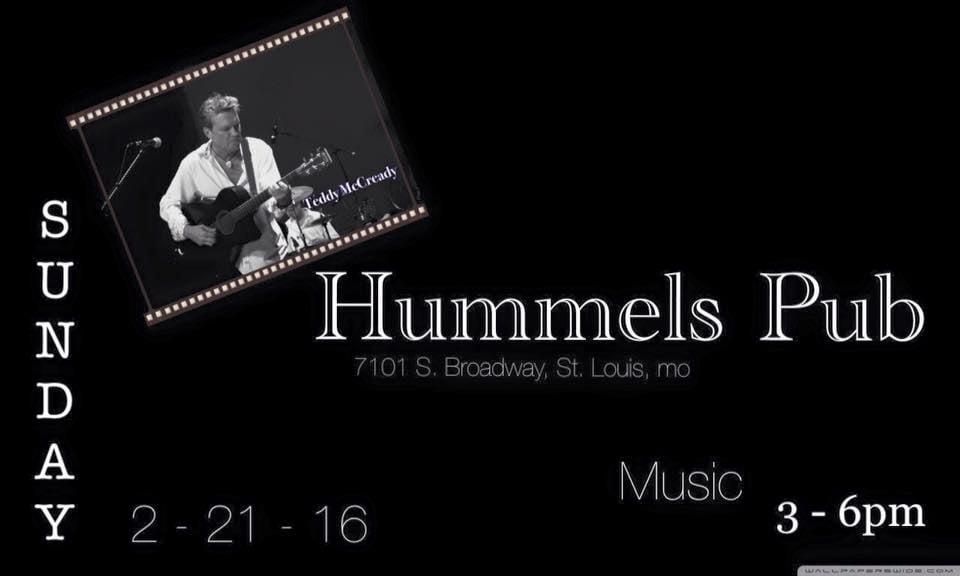 Hummel's Pub: 7101 S Broadway, Saint Louis, MO