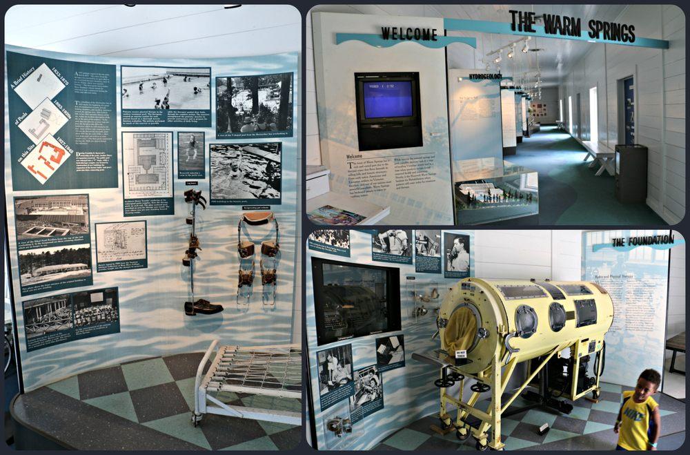 Roosevelt's Little White House: 401 Little White House Rd, Warm Springs, GA