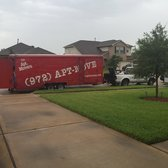 Photo Of The Apartment Movers   Houston, TX, United States. The Circus  Trailer