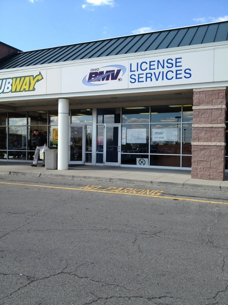 Ohio bmv departments of motor vehicles 5287 westpointe for Florida department of motor vehicles phone number