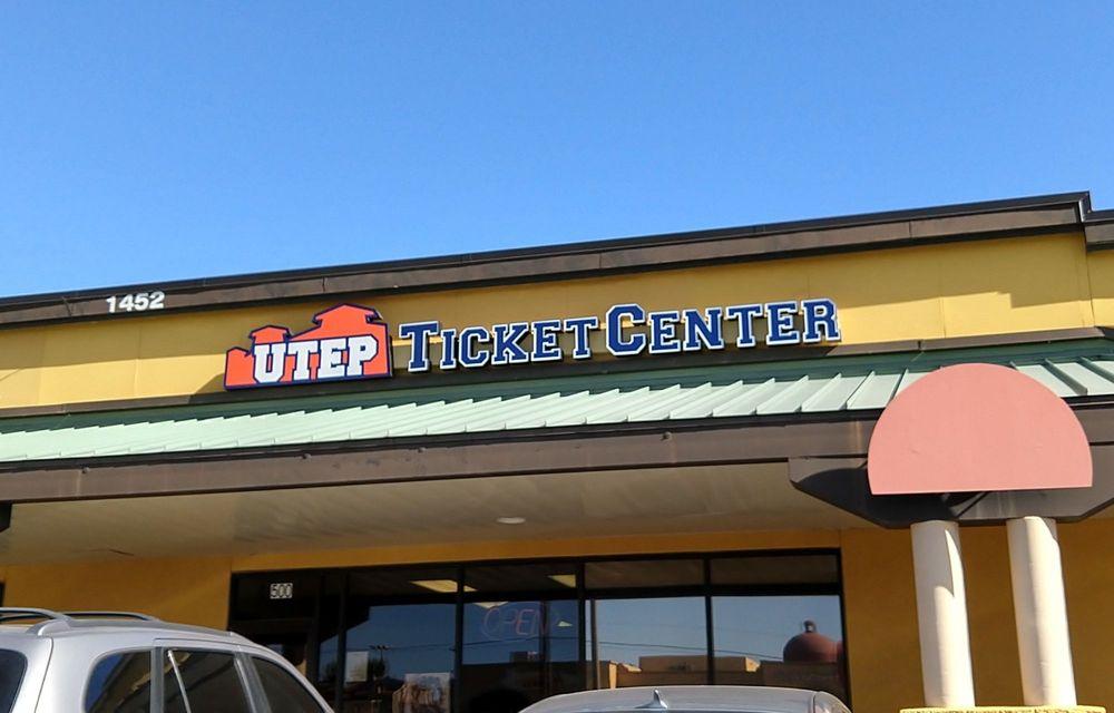 UTEP Ticket Center - Eastside