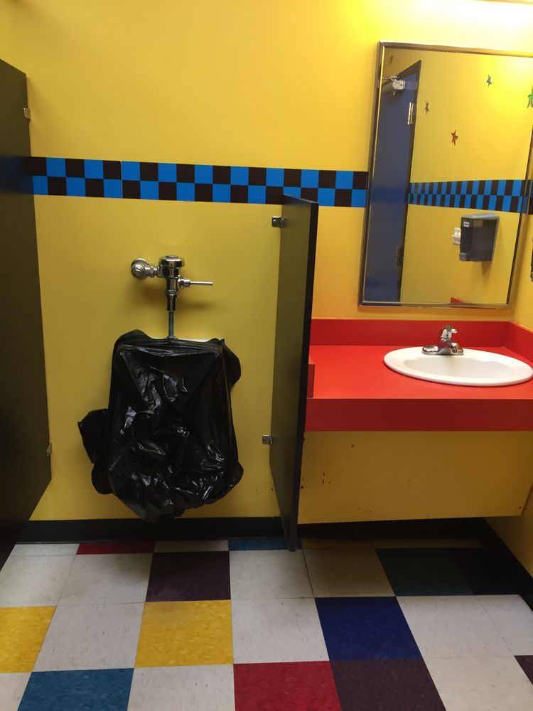 photo of pump it up of brentwood brentwood tn united states boys - Boys Bathroom