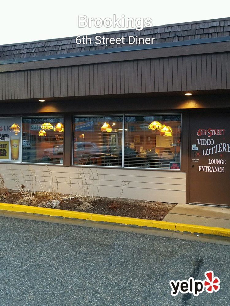 6th Street Diner: 223 6th St, Brookings, SD