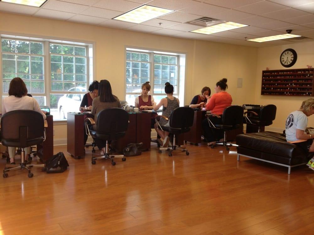 Art Nail Salon: 1143 Rt 601, Skillman, NJ
