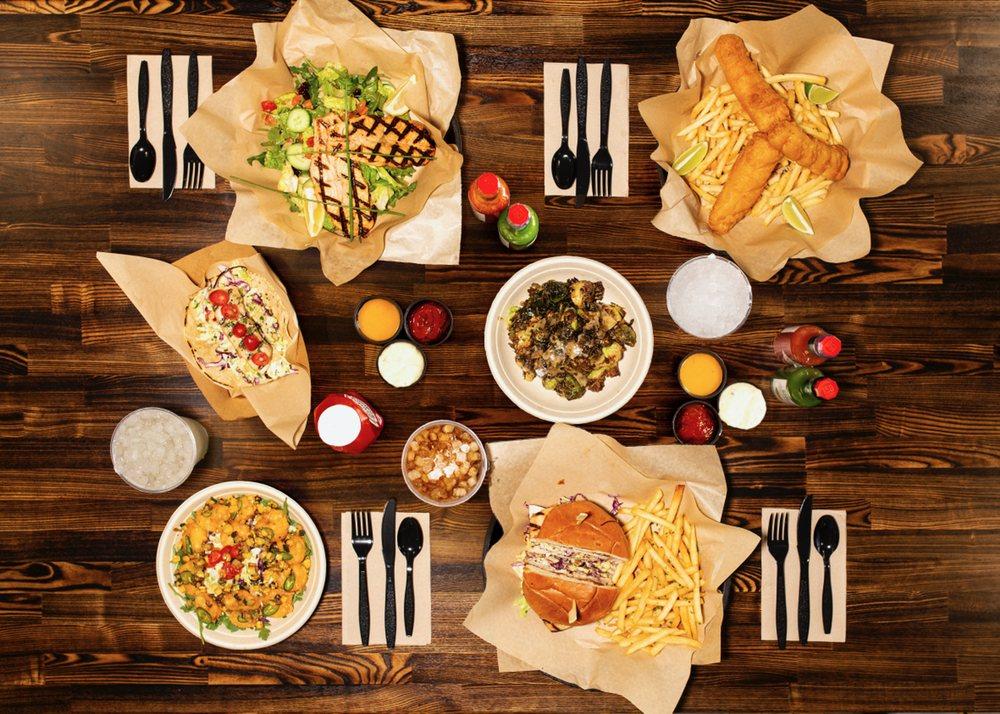Crazy Fish - Grill & Market