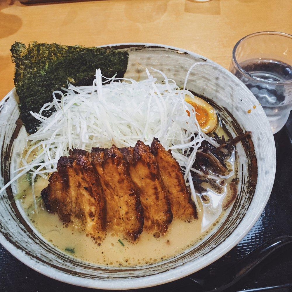Ramen BANRAKU Fujiwara